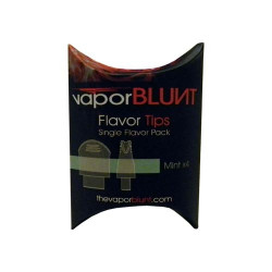 Vapor Blunt Mouthpiece Tips - Mint (4 pk)