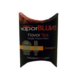 Vapor Blunt Mouthpiece Tips - Orange (4 pk)