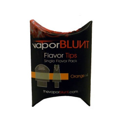 Vapor Blunt Mouthpiece Tips - Orange (4 pk)