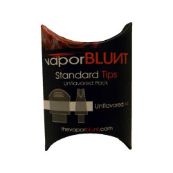 Vapor Blunt Mouthpiece Tips - Regular Unflavored (4 pk)