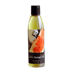 Earthly Body Juicy Watermelon Edible Massage Oil - 8 oz.