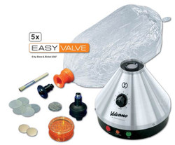 Volcano Classic Vaporizer System - Easy Valve