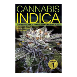 Cannabis Indica Vol 1 - by S. T. Oner