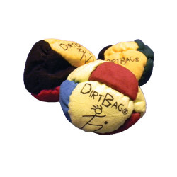 Dirtbag 8-panel Footbag/Hack