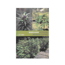 Marijuana Outdoor Growers Guide - by S. T. Oner