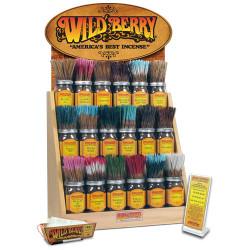Wild Berry Starter Display Kit - Regular Wands