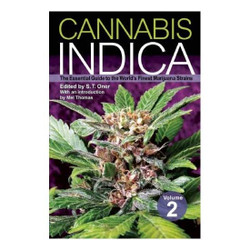 Cannabis Indica Vol 2 - by S. T. Oner