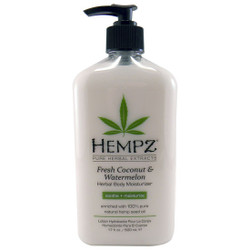 Hempz Herbal Moisturizer - Coconut & Watermelon 17 oz.