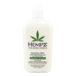 Hempz Herbal Moisturizer - Sensitive Skin 17oz.