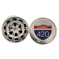 Zinc Pollinator Highway 420
