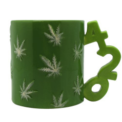 420 Handle with Leaves Coffee