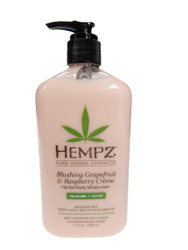 Hempz Blushing Grapefruit & Raspberry Creme  17 oz.