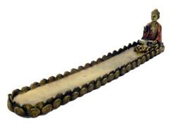 Incense Burner - Buddha Boat