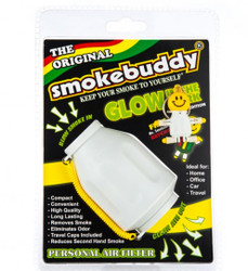 Smoke Buddy Regular Size Glow - Glow White