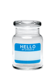 420 Science Pop Top Jar Small - Hello Write & Erase