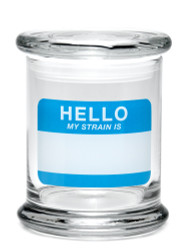 420 Science Pop Top Jar Large - Hello Write & Erase