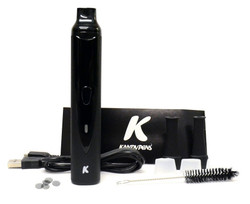 Kandypens K-Vape Herbal Vaporizer - Black