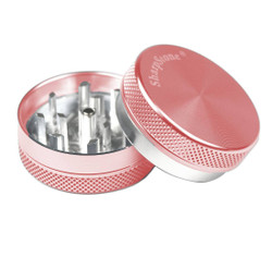 "SharpStone 2-Piece Grinder Colored 2.2"" - Pink"