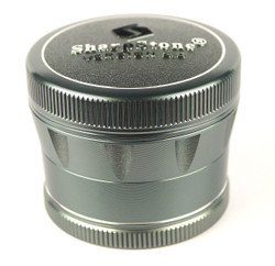 "SharpStone 4-Piece Version 2.0 Grinder Pollinator Colored 2.5"" - Green"