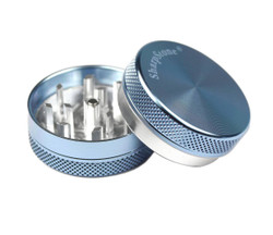 "SharpStone 2-Piece Grinder Colored 1.5"" - Blue"