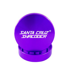 "Santa Cruz Shredder Large 2-Piece Grinder 2.75"" - Purple"