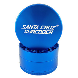 "Santa Cruz Shredder Large 4-Piece Pollinator 2.75"" - Blue"