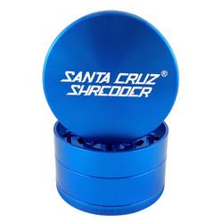 "Santa Cruz Shredder Medium 4-Piece Pollinator 2.2"" - Blue"
