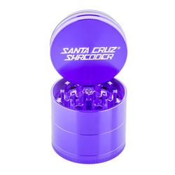 "Santa Cruz Shredder Medium 4-Piece Pollinator 2.2"" - Purple"