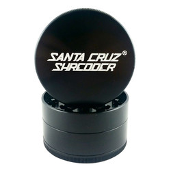 "Santa Cruz Shredder Small 4-Piece Pollinator 1.5"" - Black"