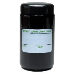 420 Science UV Screw Top Jar Extra-Large - Modern Write & Erase
