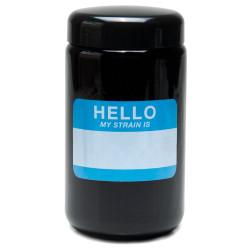420 Science UV Screw Top Jar Extra-Large - Hello Write & Erase