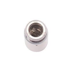 Kandypens Elite Replacement Coil, Dual Quartz - White Ceramic
