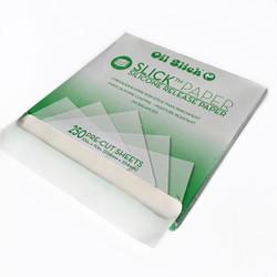"Oil Slick papers 250 10""x10"" pre-cut sheets"