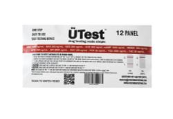UTest 12-Panel Test
