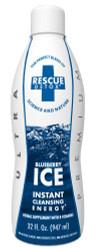 Rescue Detox Ice 32oz – Blueberry