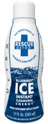 Rescue Detox Ice 17oz – Blueberry