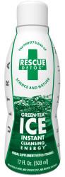 Rescue Detox Ice 17oz - Green Tea