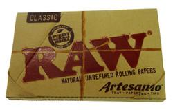 Raw Classic Unbleached Artesano 1 1/4