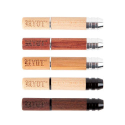 """RYOT 2"""" Wood Shorties Twist Ejection One Hitter"""