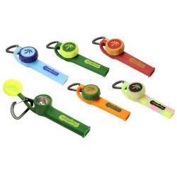 Piece Maker Karma Go! Silicone Pipe w/ Carabiner