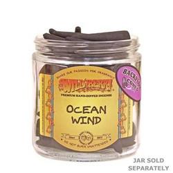 Wild Berry Back-Flow Incense Cones Pack of 25 - Ocean Wind