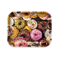 Raw Tray Large - Donut