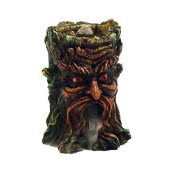 Small Backflow Incense Burner – Tree
