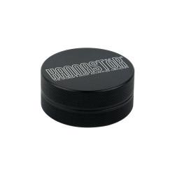 "Kannastor Black Solid Top & Solid Body 2-Piece - 2.2"""