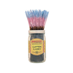 Wild Berry Cotton Candy - Pack of 100