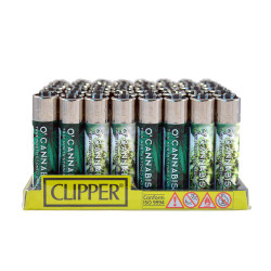 Clipper Lighters - O' Cannabis Series
