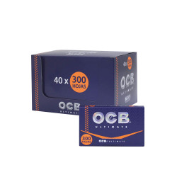 OCB Ultimate 1 1/4 BLOC 300 Papers per Pack