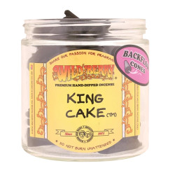 Wild Berry Back-Flow Incense Cones Pack of 25 - King Cake
