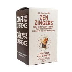 Paracanna - Zen Zingers - Cannabis Gummy Candy Making Kit - Cosmic Cola