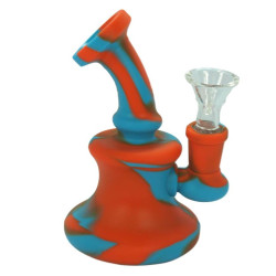 """5"""" Silicone Banger Hanger Assorted Colors"""